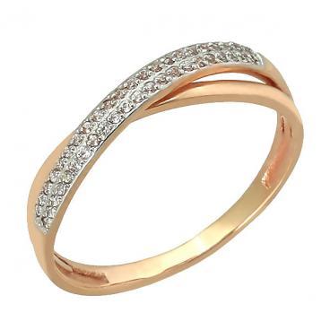 Золотое кольцо с янтарем SOKOLOV 714413*: красное и розовое золото, янтарь  — купить в интернет-магазине SUNLIGHT ... | 368x368